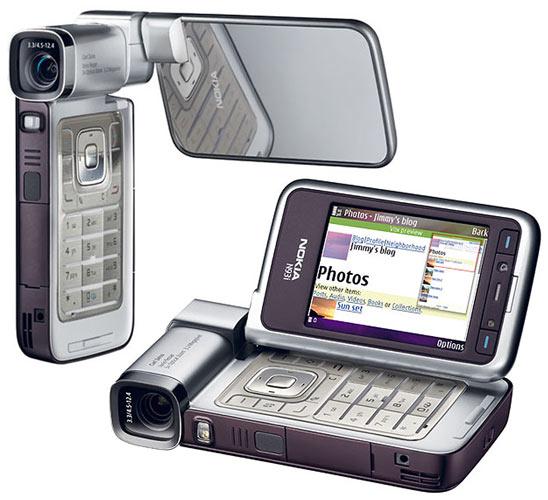 Сотовые телефоны Nokia N93i - цены, выбрать и купить Нокиа, отзывы