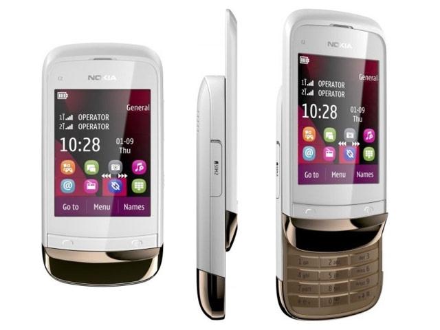 Сотовые телефоны Nokia C2-03, отзывы
